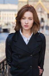 Актеры из сериала 1 сезон сериала Чернобыль зона Отчуждения - Кристина Казинская