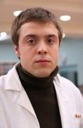 Актеры из сериала Интерны 3 сезон - Александр Ильин мл.