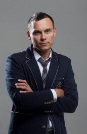 Актеры из сериала Студия союз 1 сезон - Айдар Гараев